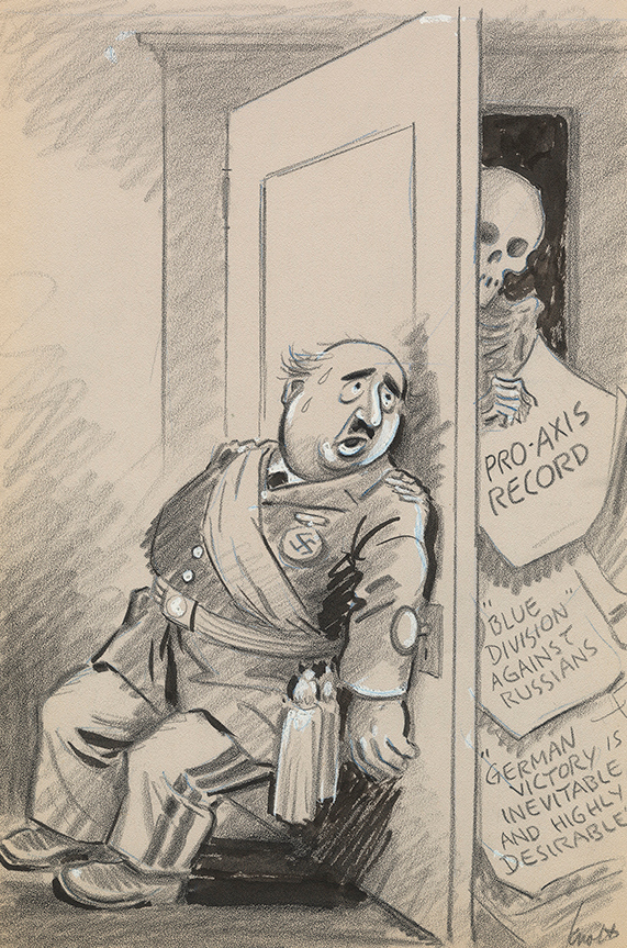 FrancoCartoon
