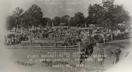 Figure 6 The First Memorial Day